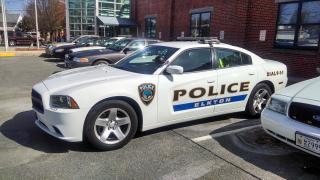 Photo of Police Cruiser