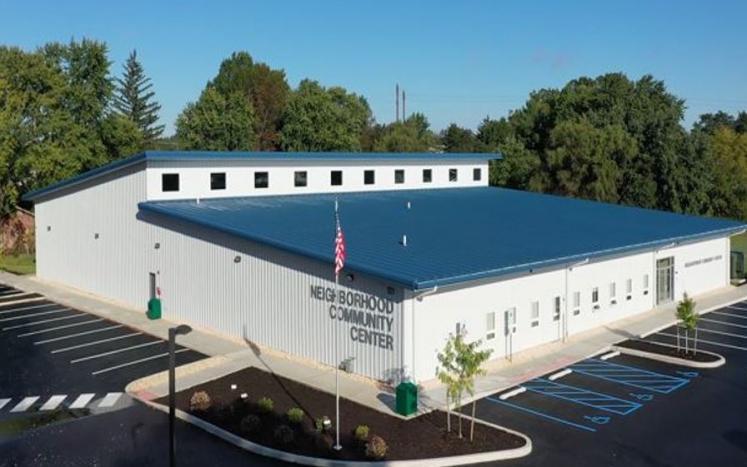 Neighborhood Community Center Building photo