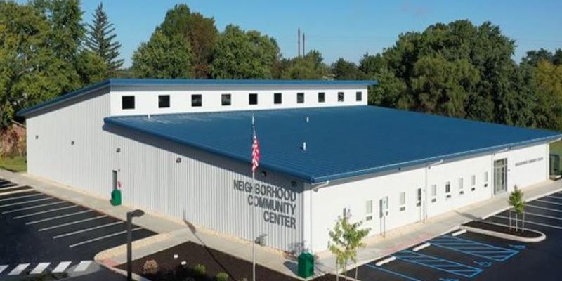 Image of New NCC building